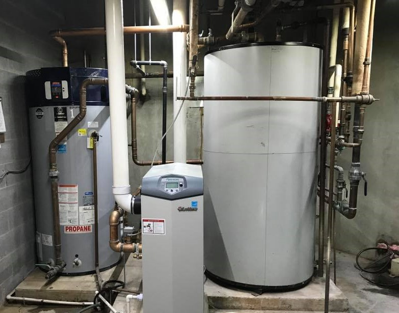Commercial Plumbing HVAC Baltimore County Maryland