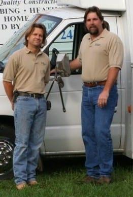 Kevin & John from First Class Mechanical
