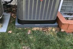 New furnace and A/C install