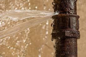 pinhole leaks - acidic water