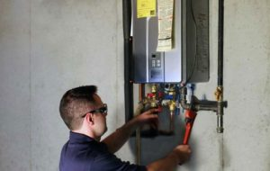 tankless water heater westminster md
